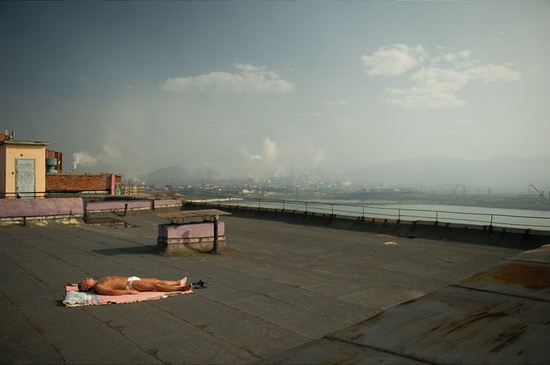 Life in Norilsk city, Russia, photo 22
