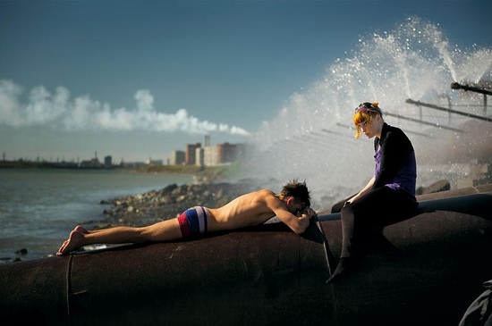 Life in Norilsk city, Russia, photo 24