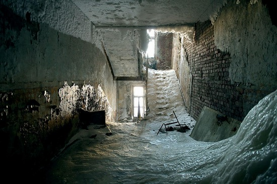 Life in Norilsk city, Russia, photo 3