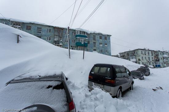 Petropavlovsk-Kamchatsky snow apocalypse, Russia, photo 10