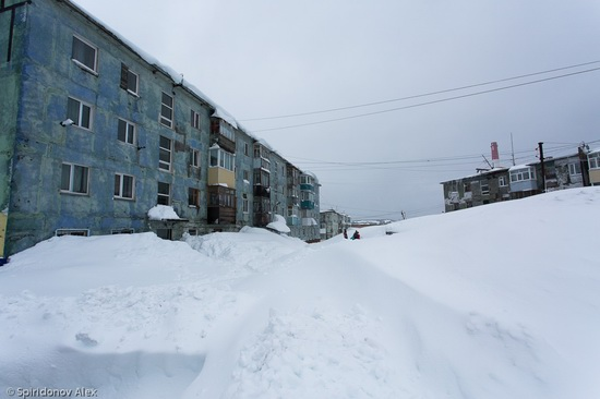 Petropavlovsk-Kamchatsky snow apocalypse, Russia, photo 11
