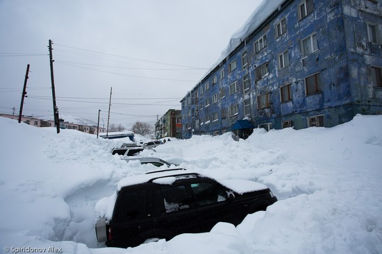 Petropavlovsk-Kamchatsky snow apocalypse, Russia, photo 12