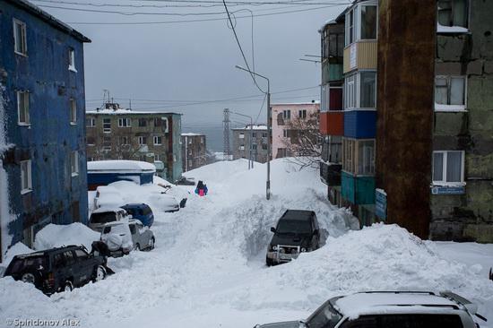 Petropavlovsk-Kamchatsky snow apocalypse, Russia, photo 16
