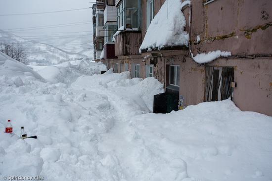 Petropavlovsk-Kamchatsky snow apocalypse, Russia, photo 18