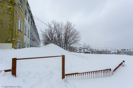 Petropavlovsk-Kamchatsky snow apocalypse, Russia, photo 19