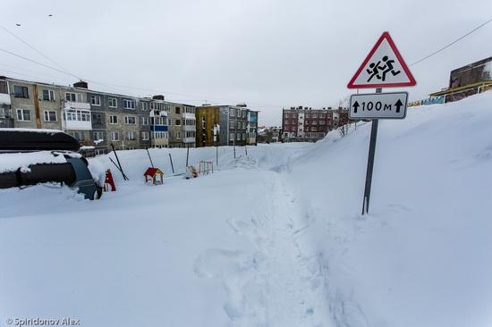 Petropavlovsk-Kamchatsky snow apocalypse, Russia, photo 2