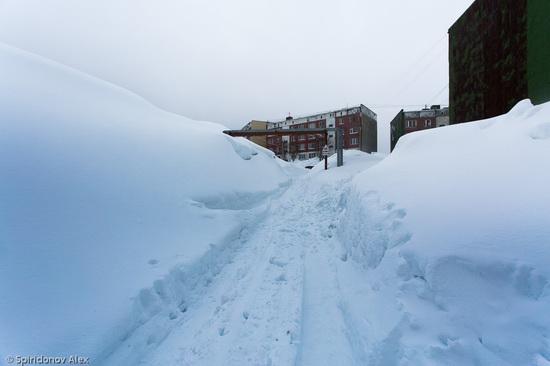 Petropavlovsk-Kamchatsky snow apocalypse, Russia, photo 20