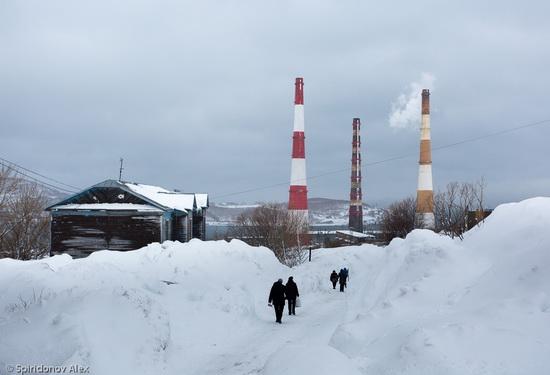 Petropavlovsk-Kamchatsky snow apocalypse, Russia, photo 3