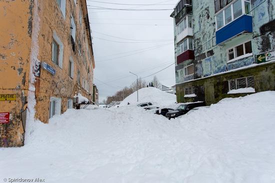 Petropavlovsk-Kamchatsky snow apocalypse, Russia, photo 6