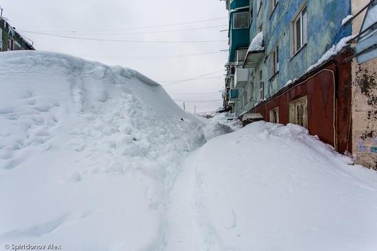 Petropavlovsk-Kamchatsky snow apocalypse, Russia, photo 7