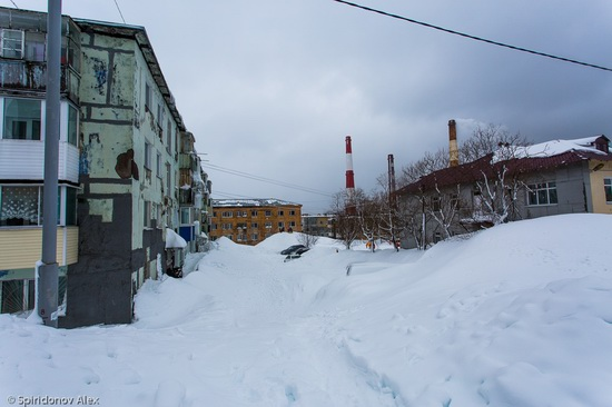Petropavlovsk-Kamchatsky snow apocalypse, Russia, photo 8