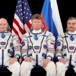 One-year trip to the ISS has just begun