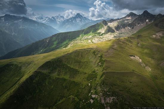 Karachay-Cherkessia Republic mountains, Russia, photo 13