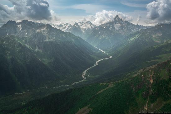 Karachay-Cherkessia Republic mountains, Russia, photo 14
