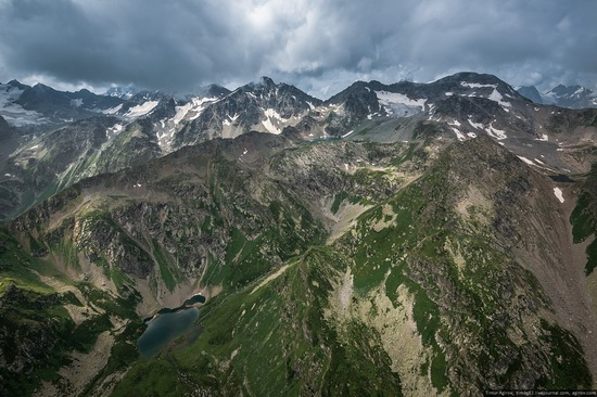 Karachay-Cherkessia Republic mountains, Russia, photo 17