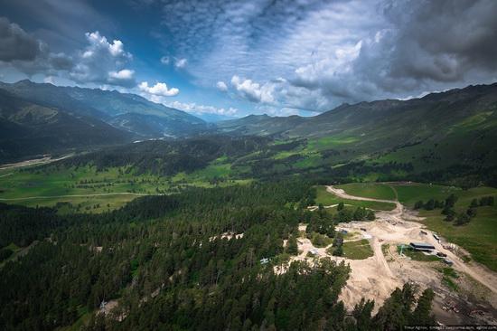 Karachay-Cherkessia Republic mountains, Russia, photo 3