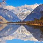 Lake Teletskoye – the largest lake in the Altay Mountains