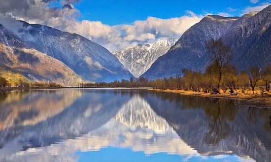 Lake Teletskoye, Altai Republic, Russia