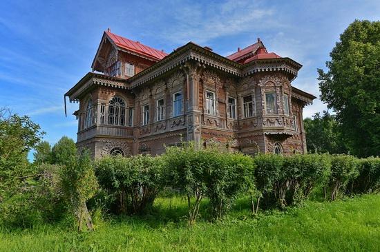 Polyashov's house, Pogorelovo, Kostroma region, Russia, photo 11