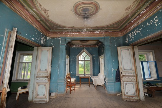 Polyashov's house, Pogorelovo, Kostroma region, Russia, photo 18