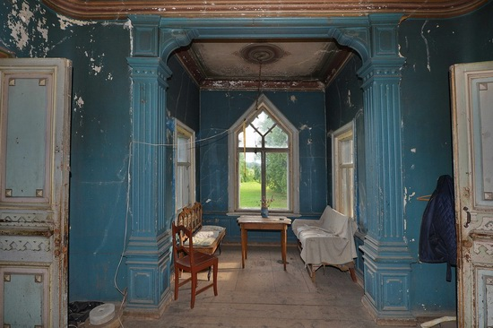 Polyashov's house, Pogorelovo, Kostroma region, Russia, photo 19
