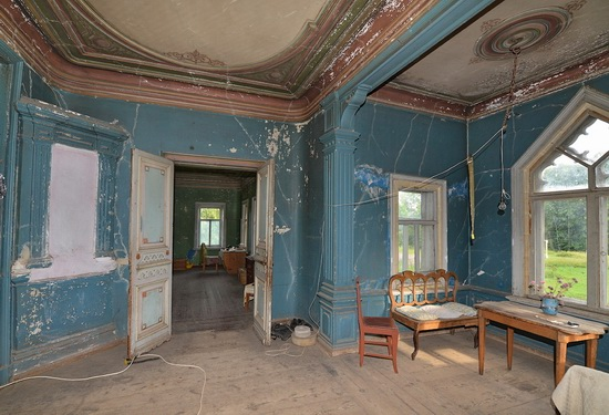 Polyashov's house, Pogorelovo, Kostroma region, Russia, photo 20