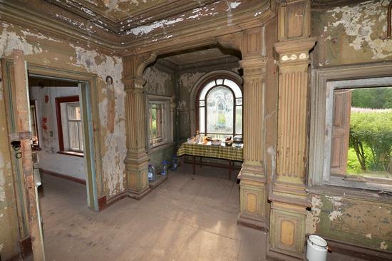 Polyashov's house, Pogorelovo, Kostroma region, Russia, photo 23
