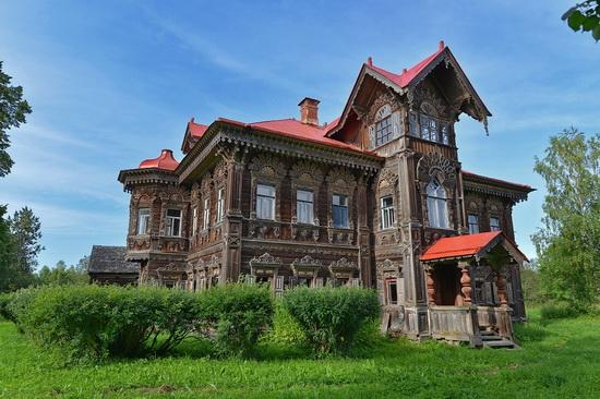 Polyashov's house, Pogorelovo, Kostroma region, Russia, photo 24
