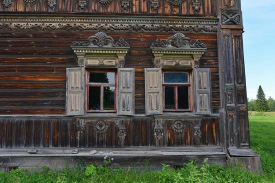 Polyashov's house, Pogorelovo, Kostroma region, Russia, photo 6