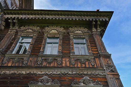 Polyashov's house, Pogorelovo, Kostroma region, Russia, photo 7