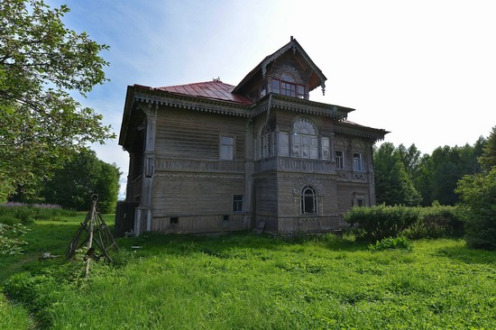 Polyashov's house, Pogorelovo, Kostroma region, Russia, photo 9