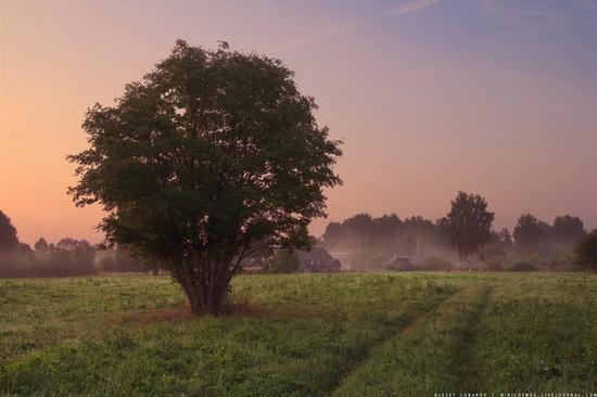 Rural landscapes, Yaroslavl region, Russia, photo 10