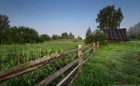 Rural landscapes, Yaroslavl region, Russia, photo 13