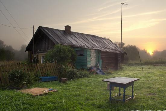 Rural landscapes, Yaroslavl region, Russia, photo 15
