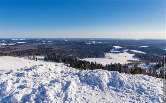 Winter in Belogorskiy monastery, Perm region, Russia, photo 3