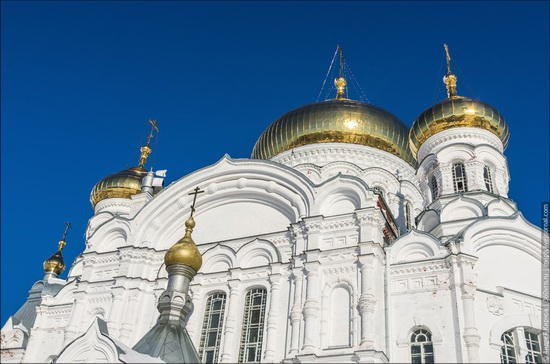 Winter in Belogorskiy monastery, Perm region, Russia, photo 7