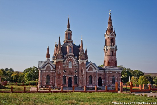 Znamenskaya Church, Lipetsk region, Russia, photo 1