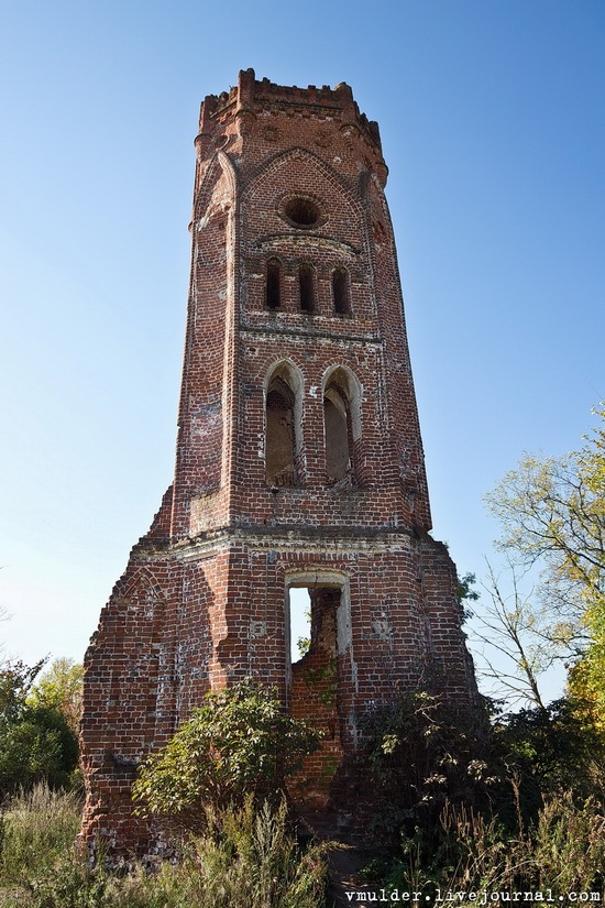 Znamenskaya Church, Lipetsk region, Russia, photo 10
