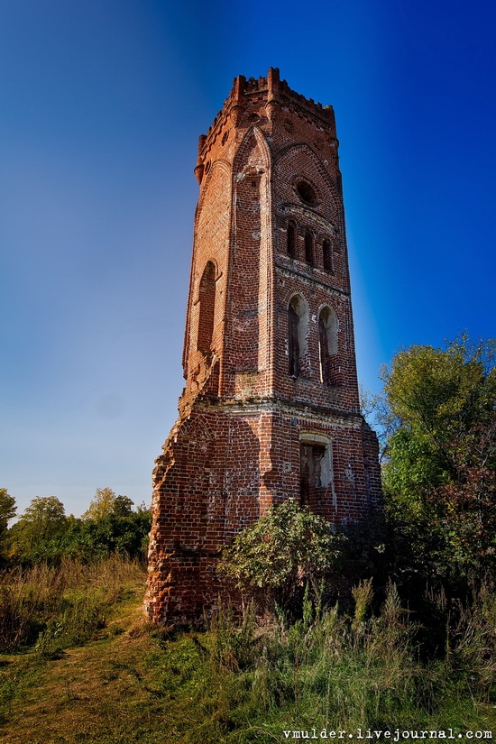 Znamenskaya Church, Lipetsk region, Russia, photo 11