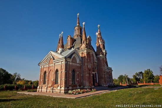 Znamenskaya Church, Lipetsk region, Russia, photo 14