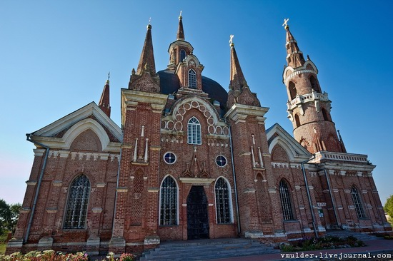 Znamenskaya Church, Lipetsk region, Russia, photo 15