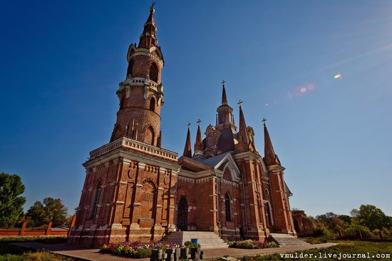 Znamenskaya Church, Lipetsk region, Russia, photo 2
