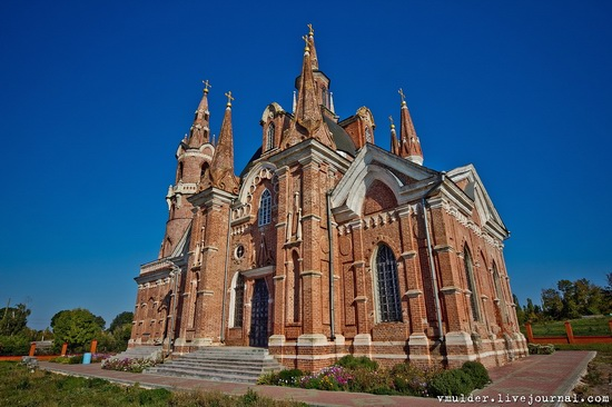 Znamenskaya Church, Lipetsk region, Russia, photo 3