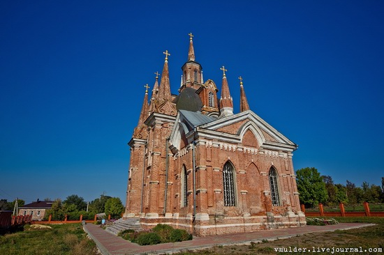 Znamenskaya Church, Lipetsk region, Russia, photo 4