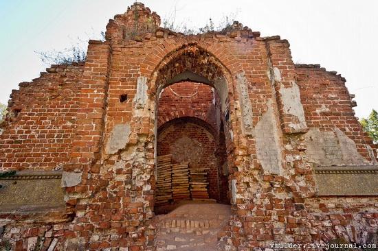 Znamenskaya Church, Lipetsk region, Russia, photo 6