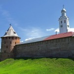 Monuments of ancient Russian architecture in Veliky Novgorod