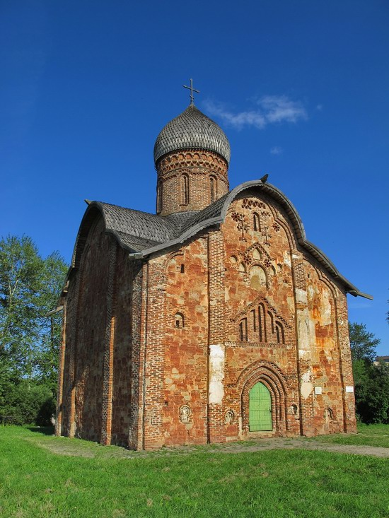 Ancient monuments in Veliky Novgorod, Russia, photo 11