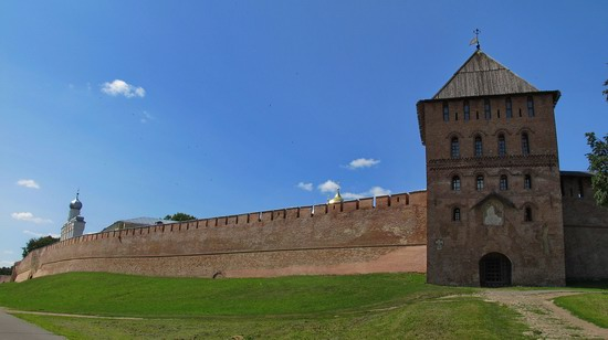 Ancient monuments in Veliky Novgorod, Russia, photo 2