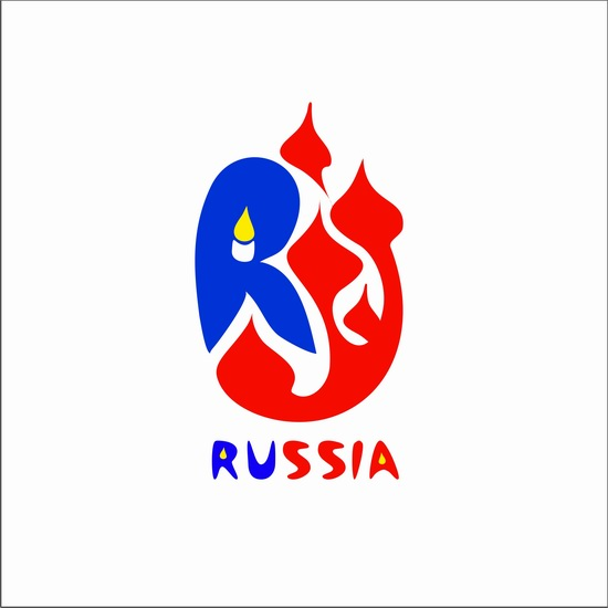 Creating a tourism brand of Russia, logo 13