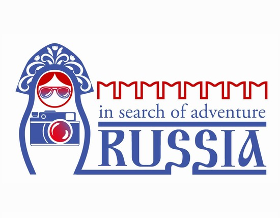 Creating a tourism brand of Russia, logo 21